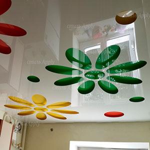Натяжные потолки Apply 4